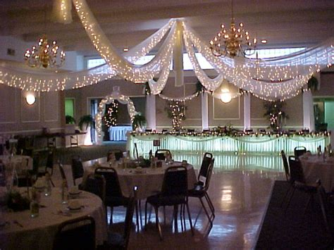 wedding reception lighting ideas sang maestro