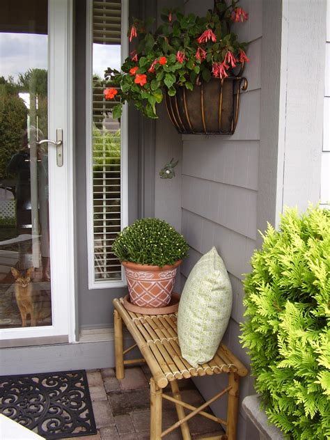 how to decorate front porch marcia philipp s blog front porches