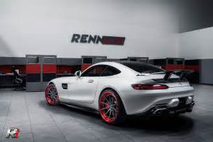 Mercedes Gt Renntech Mercedes Amg Gt S Comes With 716hp