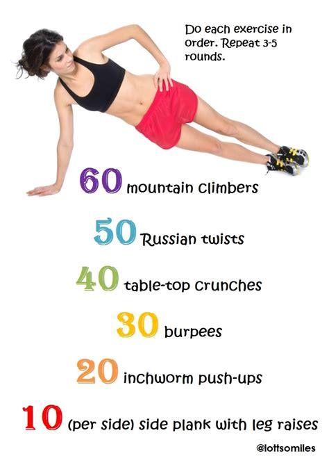the muscles no equipment workout vitacost