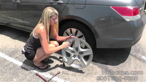 remove    plastic hub caps hubcapscom youtube