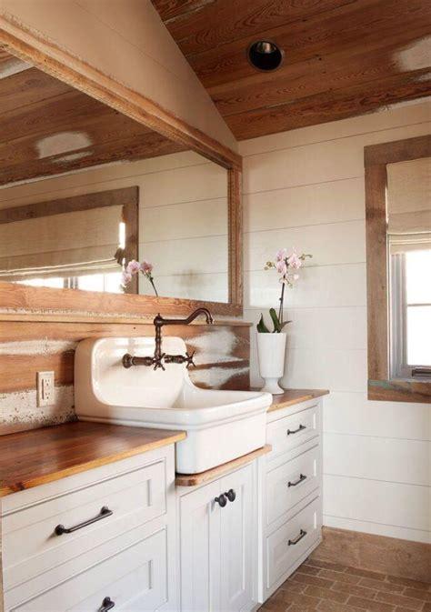 nature inspired rusic bathroom design guide