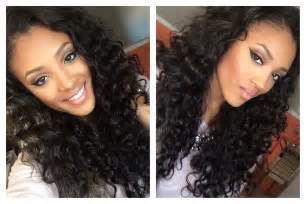 best hair for weave sew ins best protective style ten minute sew in review youtube