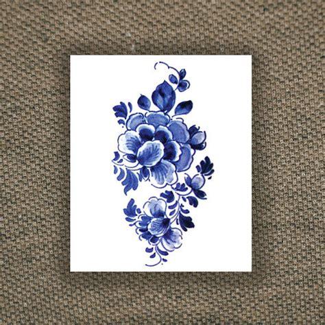 porcelain pattern tattoo porcelain floral tattoos floral tattoo