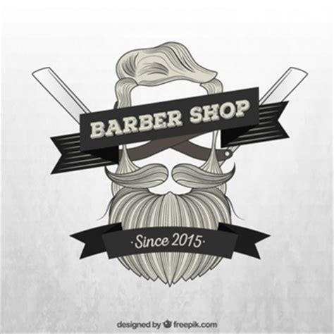 Calendario Barber Shop Tarjetas Negras De Barber 237 A Descargar Vectores Gratis
