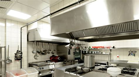 commercial kitchen lighting requirements commercial