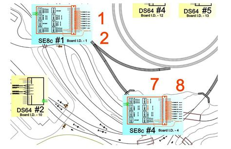 model railway track wiring nce dcc wiring diagram nce get free image about