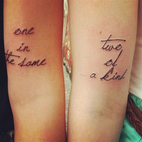 tattoo quotes for cousins cousin tattoo quotes quotesgram