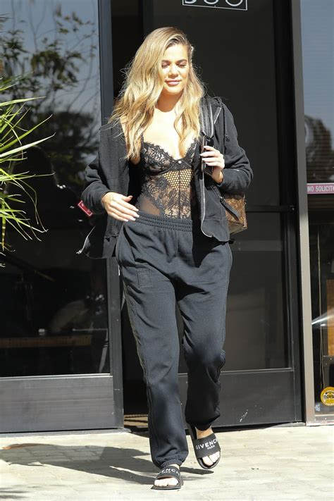 out of style 2017 khloe style out in los angeles ca 4 5 2017
