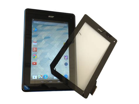 Baterai Tablet Acer Iconia B1 acer iconia b1 a71 touch screen glass replacement ifixit