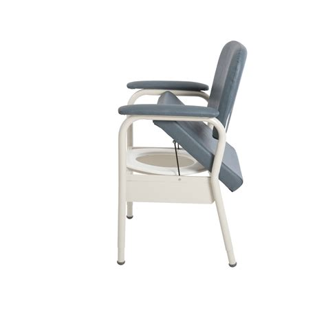 Large Bedside Commode by Aspire Deluxe Bedside Commode