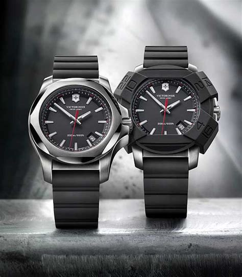 Swiss Army Grade Black two victorinox swiss army watches celebrate two victorinox