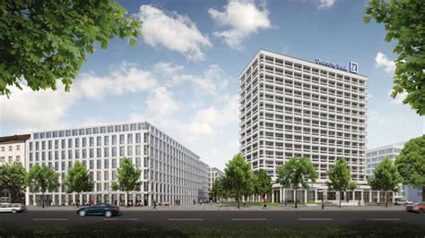 deutsche bank marzahn deutsche bank baut cus f 252 r 2500 mitarbeiter in berlin