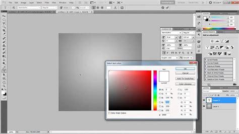 tutorial photoshop cs5 avatar photoshop cs4 cs5 tutorial how to make a youtube icon