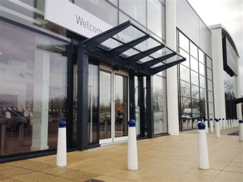 Canopy Retail My Favourite Leicestershire Installation Able Canopies