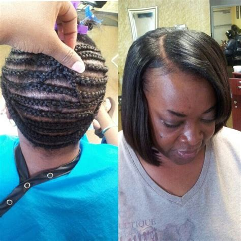 hairstyles with 1 pack of weaves age8 59 best braid pattern images on pinterest weave hair