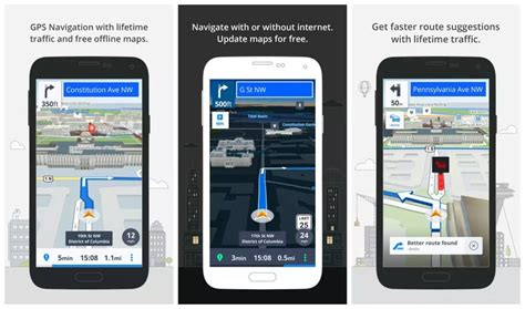 offline navigation android best offline gps map apps for android ios 2017 hongkiat