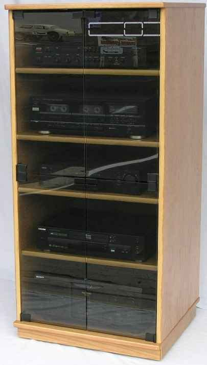 audio cabinet with glass doors stereo cabinet with glass door cabinet doors