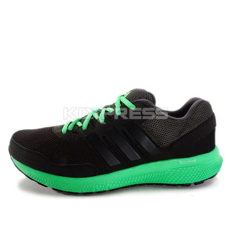 green adidas running shoes adidas ozweego bounce cushion m af6270 running shoes