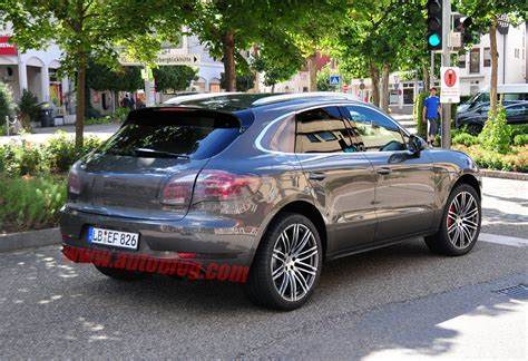 Porsche Macan 2013 by Porsche Macan Spy Shots Photo Gallery Autoblog