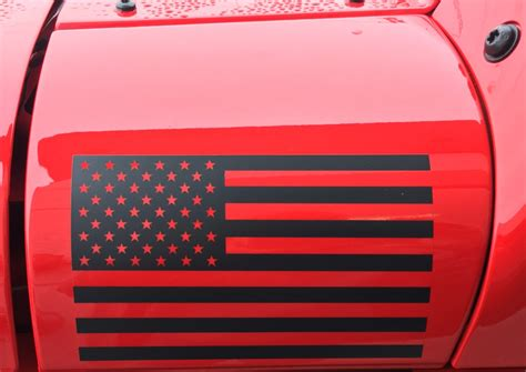 jeep flag decal freedom edition wrangler flag decal 6ag92rxfaa