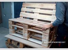 Come realizzare un divano con pallet?Mobili con Pallet ... Epatio Furniture