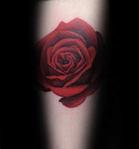 small red tattoos flower small 187 4k pictures 4k pictures