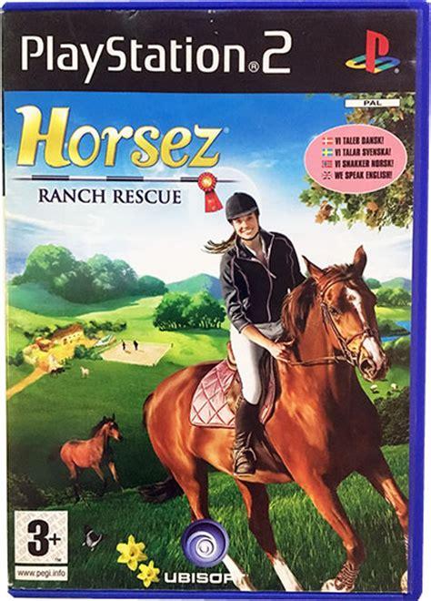 ranch rescue horsez ps2 flickzone
