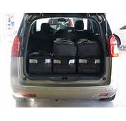 Peugeot 5008 Luggage Capacity Car Pictures