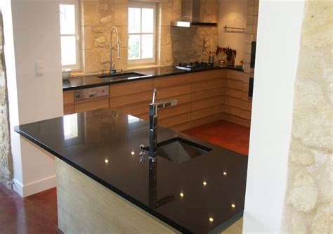 plan de cuisine granit plan de travail moderne obasinc com