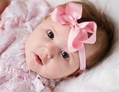 foto bayi lucu, foto bayi perempuan lucu