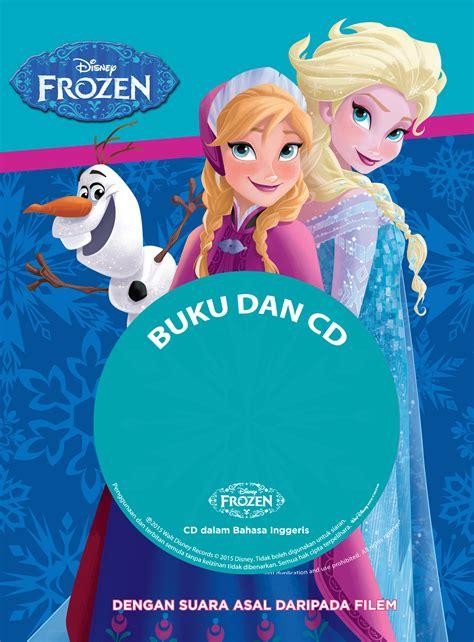 Buku Anak Disney Frozen The Princesses Of Arendelle Board Book Buku Dan Cd Disney Frozen Advantage Quest Publications