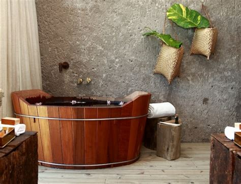 10 fabulous wooden luxury bathroom ideas to inspire you wooden bathtub ideas luxury bathrooms