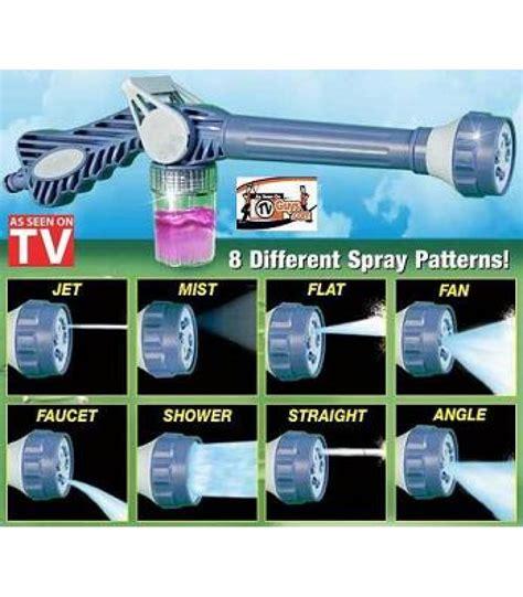 Ez Jet Water Cannon ez jet water cannon deterjanl箟 bas箟n 231 l箟 y箟 sistemi