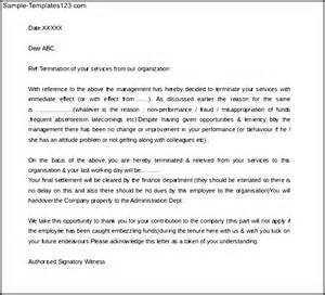 how to reply to a job termination letter sample templates