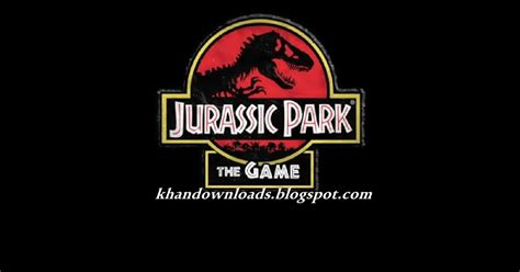 jurassic park full version game free download jurassic park the game full version free download games