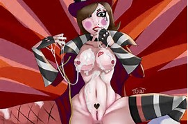 Borderlands Mad Moxxi Hentai