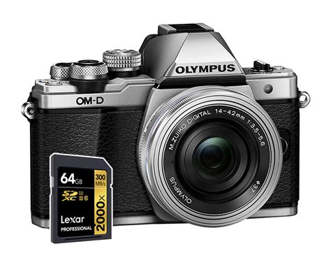 Memory Card Olympus best sd cards for olympus om d e m10 ii mirrorless cameras