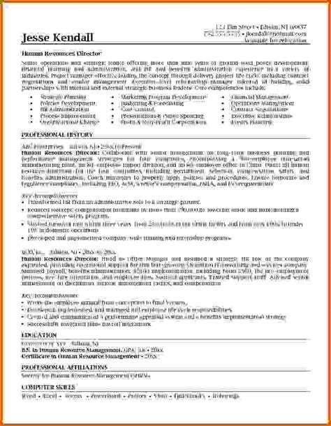 sle resumes for human resources generalist 28 human resources manager resume sle collegesinpa org
