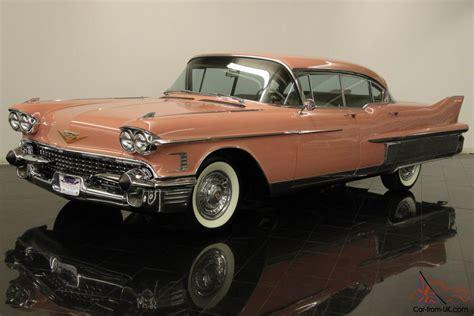 1958 Cadillac Fleetwood by Cadillac Fleetwood 1958 Ebay