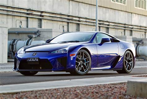 lexus supercar lfa lexus lfa track test