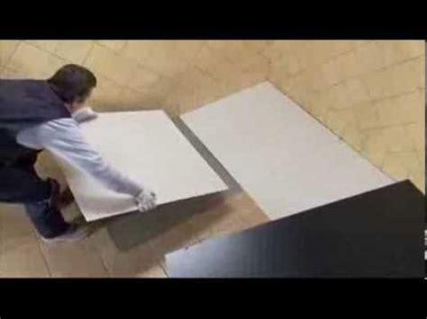 pavimento kerlite kerlite plus 100x100 cm posa su pavimentazione
