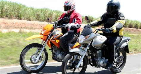 Bros H 46 Louco Por Motos Comparativo Cg 150 Titan Ex E Nrx 150