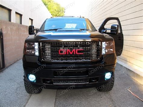 2008 gmc lights gmc led interior dome license lights hid conversion kit