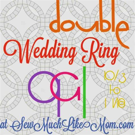 Arch Quilts Wedding Ring by Wedding Ring Quilt Pattern Template Wedding And Bridal