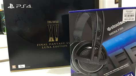 Play Station 4 Slim Xv Edition Ori unboxing playstation 174 4 slim xv limited