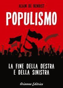 libro populismos arianna editrice libri ebook