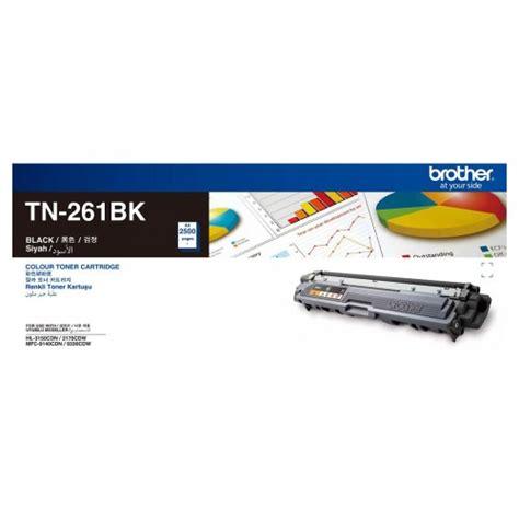 Toner Tn 261 Bk Black Tn 261 Black Toner Cartridge