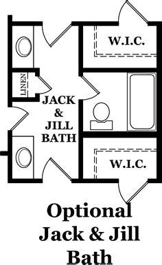 jack and jill bathroom dimensions 1000 images about plans on pinterest floor plans