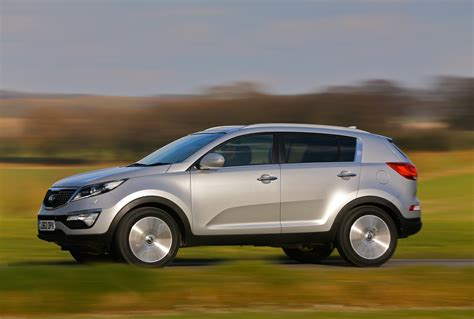 Kia Sportage Boot Capacity Litres Putting The Boot In Complete Guide To The Family Cars